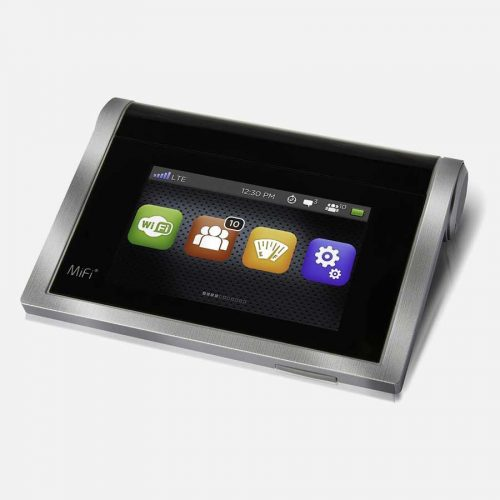 Novatel Wireless Mifi 2 view 1