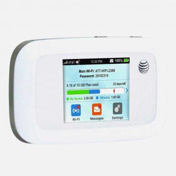 Velocity LTE Mobile Wifi Hotspot