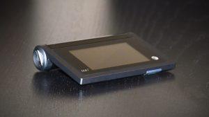 Mifi 2 Hotspot Device on Desk