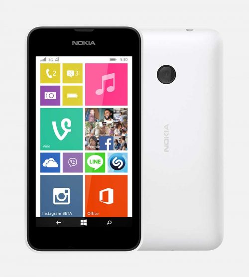 Nokia Lumia 530 and 520