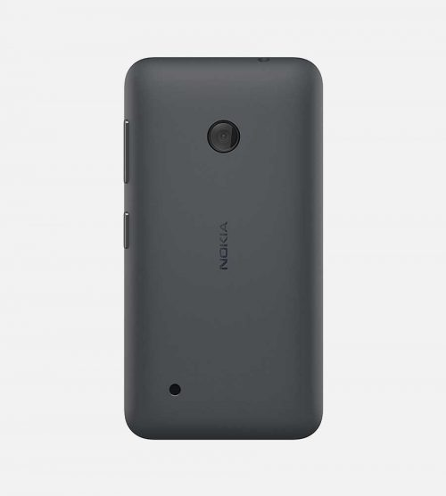 Nokia Lumia 530 Gray Back