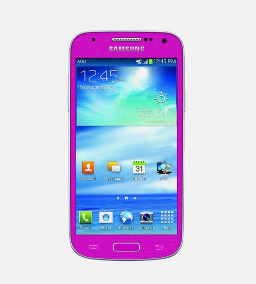 Samsung S4 Mini Pink Main