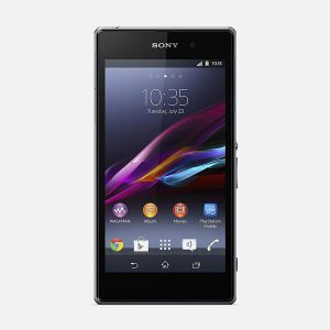 Sony Xperia Z1s Front