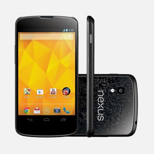 LG Nexus 4 Black All views
