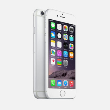 Unlocked white iphone 6