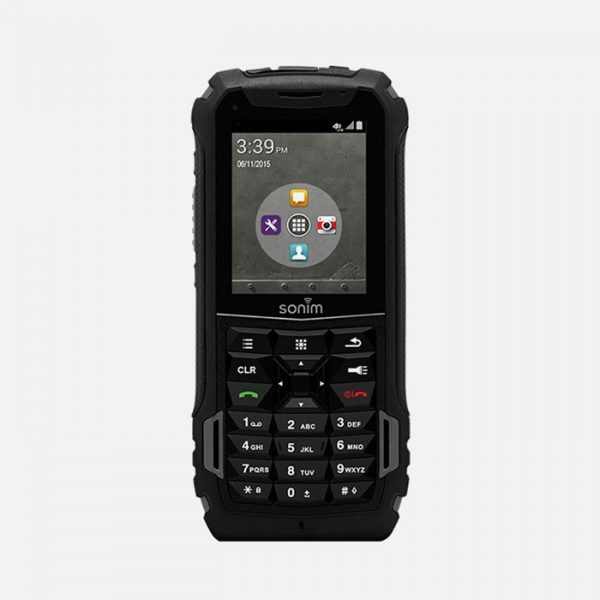 Front of Sonim XP5 Ultra Rugged