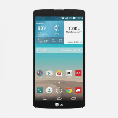 LG Vista D631 front view