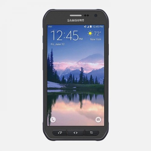 Front View of Samsung Galaxy S6 Active