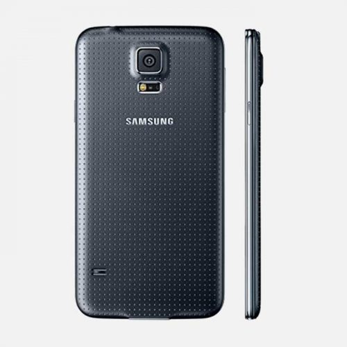 Samsung Galaxy S5 Back and side