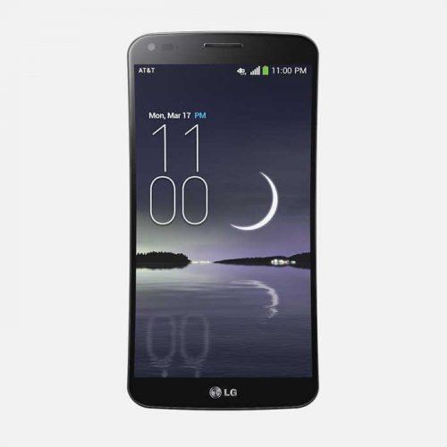 LG G Flex D950 Front View