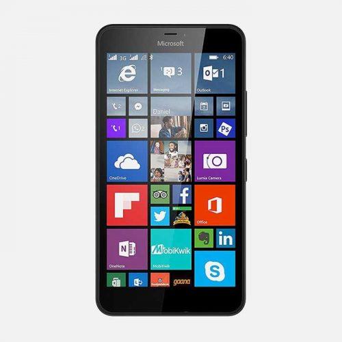 Nokia Lumia 640 Front