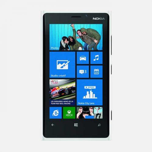 Nokia 920 Black Front