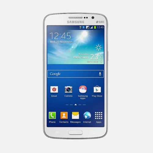 Samsung Galaxy Grand 2 White Front View
