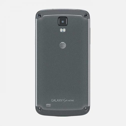 Samsung Galaxy S4 Active Gray Back