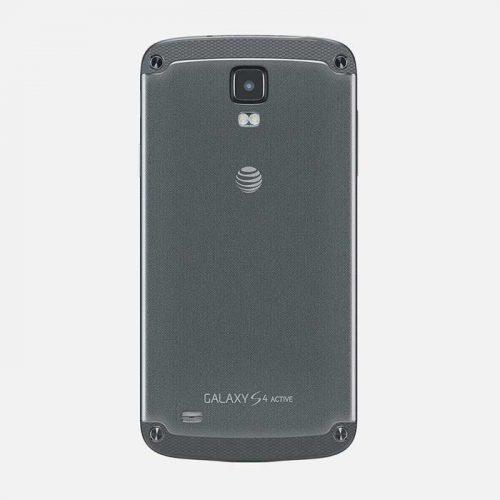 Samsung Galaxy S4 Active Gray Back