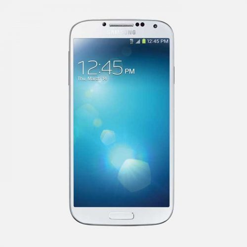 Samsung Galaxy S4 White Front