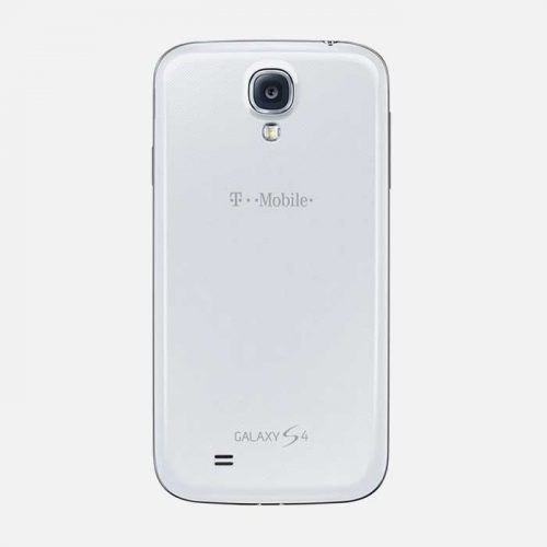 Samsung Galaxy S4 White Back