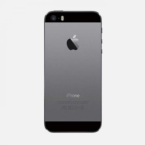 Apple Iphone 5S Gray Back