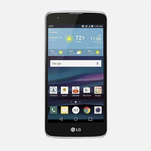 LG K8 Front