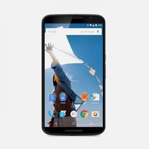 Motorola Nexus 6 Front