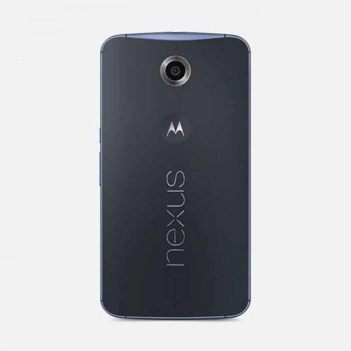 Motorola Nexus 6 Back
