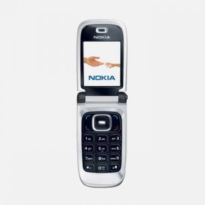 Nokia 6131 Flipped Open