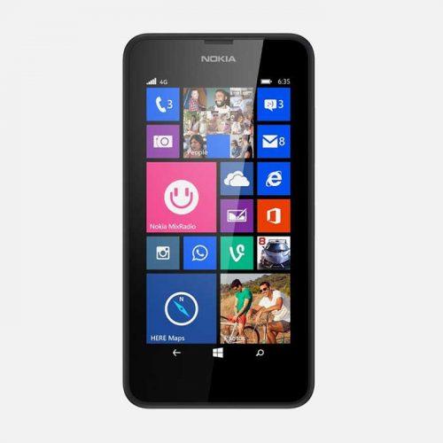 Nokia Lumia 635 Front
