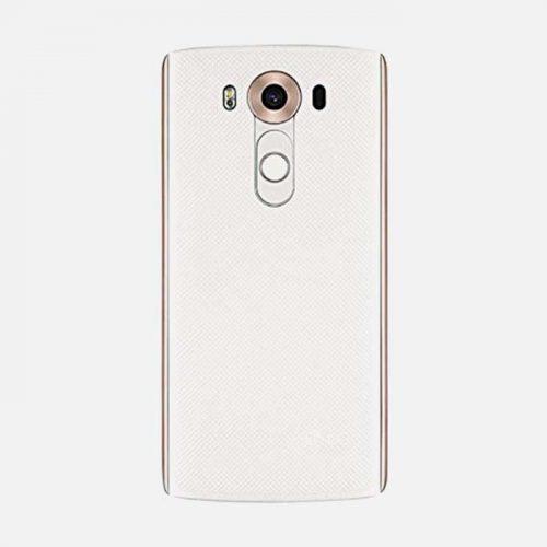 LG V10 White/Gold Back
