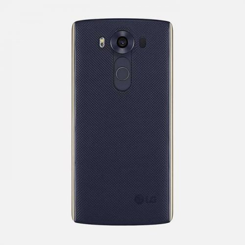 LG V10 Blue Back