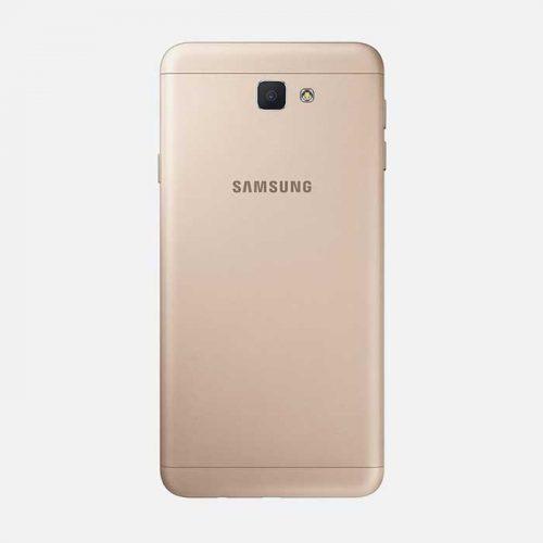 Samsung J7 White/Gold Back