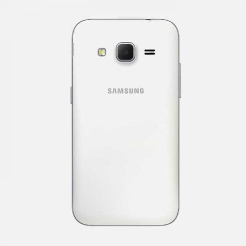 Samsung Galaxy Core Prime White Back