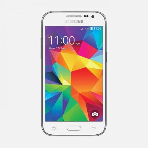 Samsung Galaxy Core Prime White Front