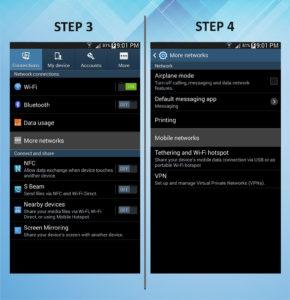 Troubleshooting Samsung Galaxy Mega 6.3