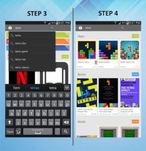 Troubleshooting Samsung Galaxy Mega 6.3 App 3-4
