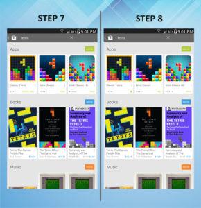 Samsung Galaxy Mega 6.3 App 7-8