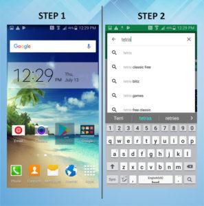 Samsung Galaxy S5 Active Add App 1-2