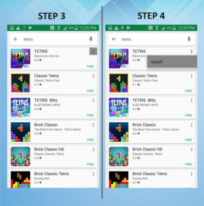 Samsung Galaxy S5 Active Add App 3-4