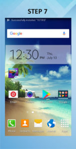 Samsung Galaxy S5 Active Add App 7