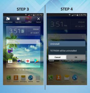 Samsung Galaxy S3 Delete App 3-4