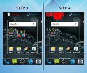 Troubleshoot Sonim XP6 Delete Apps 3-4