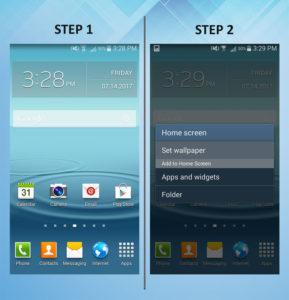 Samsung Galaxy S3 Background 1-2