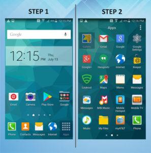 Samsung Galaxy S5 Active Background 1-2