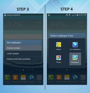 Samsung Galaxy S3 Background 3-4