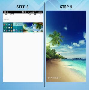 Samsung Galaxy S5 Active Background 3-4