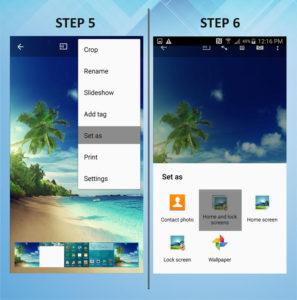 Samsung Galaxy S5 Active Background 5-6