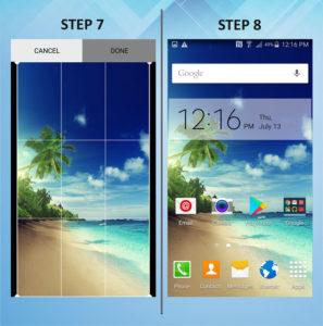 Samsung Galaxy S5 Active Background 7-8