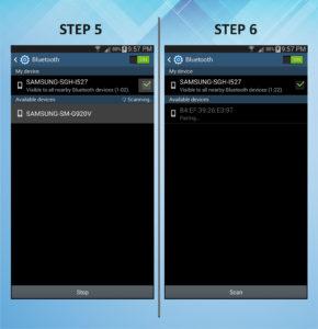 Samsung Galaxy Mega 6.3 Bluetooth 5-6