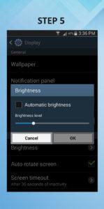 Samsung Galaxy S3 Brightness (2) 3