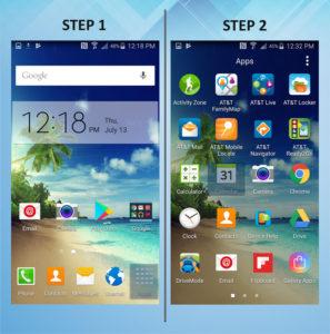 Samsung Galaxy S5 Active Calendar Event 1-2