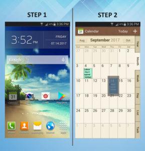 Samsung Galaxy S3 Delete Calendar Event 1-2